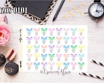 Decorative stickers for calendar, diary, or scrapbooking. Planner stickers.