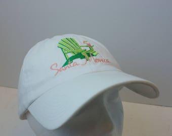 Santa Monica 90s chair hat cap dad low profile
