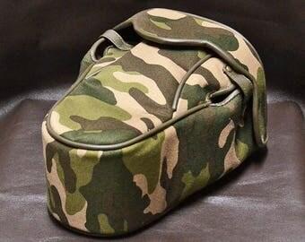 DSLR Camera Bag Case  : Camouflage