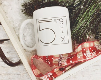 Five Wing Six (5w6) The Trouble Shooter Enneagram Mug