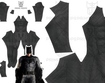 Batman Justice League Costume Pattern