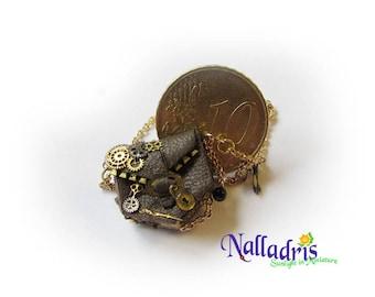 Miniature Steampunk Handbag