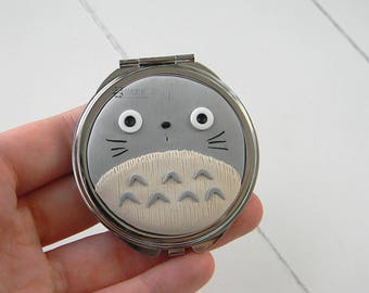 My Neighbor Totoro, mirror, pocket mirror, Ghibli