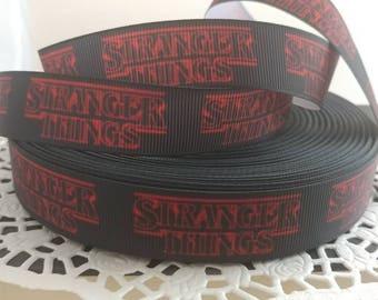 "1"" Tv Show Grosgrain Ribbon for Sewing/Garment/DIY Hair Craft"
