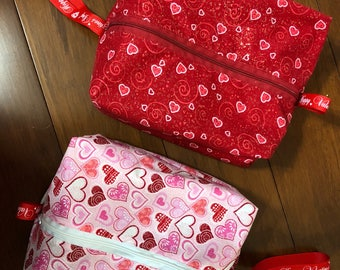 Valentines Day Love you travel or gift wrap