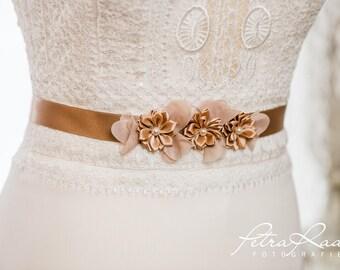 G50 Bridal belt bridal gown bridal belt wedding dress band Belt