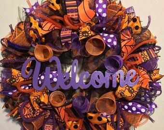 sale halloween wreath halloween wreaths halloween wreath halloween decor halloween door