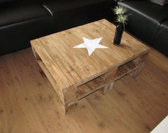 Range table * White Star * range furniture *.