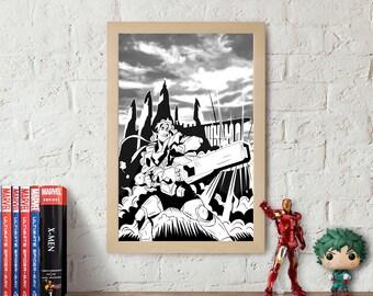 Voltron Paladins Poster Set