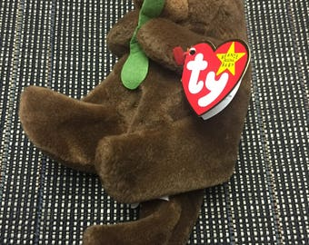 Seaweed the Seaotter TY Plush Beanie Baby
