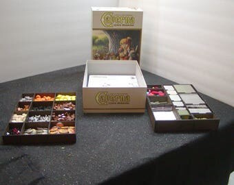 Caverna Box insert organizer