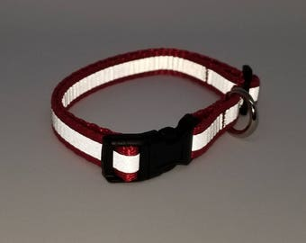 Reflective Dog Collar Small