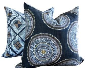 Robert Allen Pillow Cover Jambasa Soft Black
