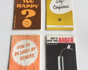 Collection of 4 fun vintage Catholic booklets