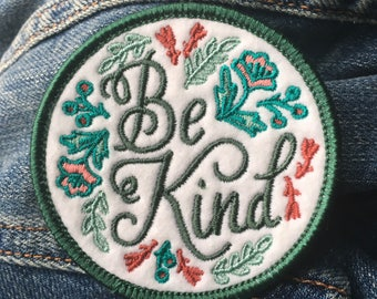 Be Kind Patch - Limited Edition (V)
