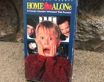 Home Alone Movie VHS Tape 1991