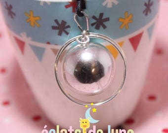 """Bulan Xylophone """"Galaxy"""" Silver bola pregnancy's Bola"""