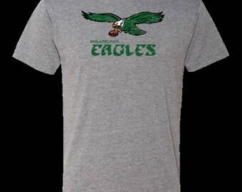 Retro Philly Football Inspired Mens T-Shirt