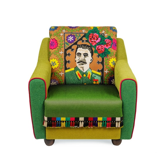This Armchair Gathered Piece By Piece From All Corners Of The