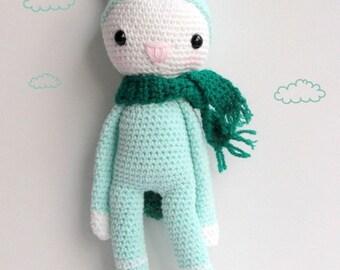 Amigurumi - Bunny crochet - ready to ship
