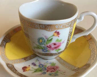 1985 Avon vintage Tea cup