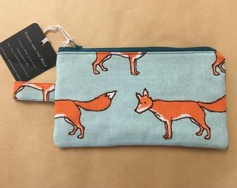 Retro Cartoon Dog / Dingo Pencil Case