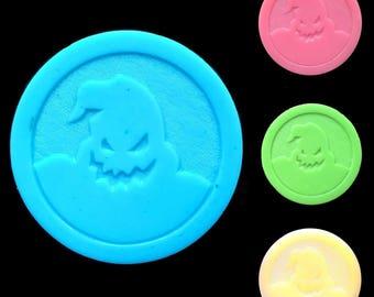 "Small original soap "" OOGIE BOOGIE "" Nightmare before xmas - Tim Burton"