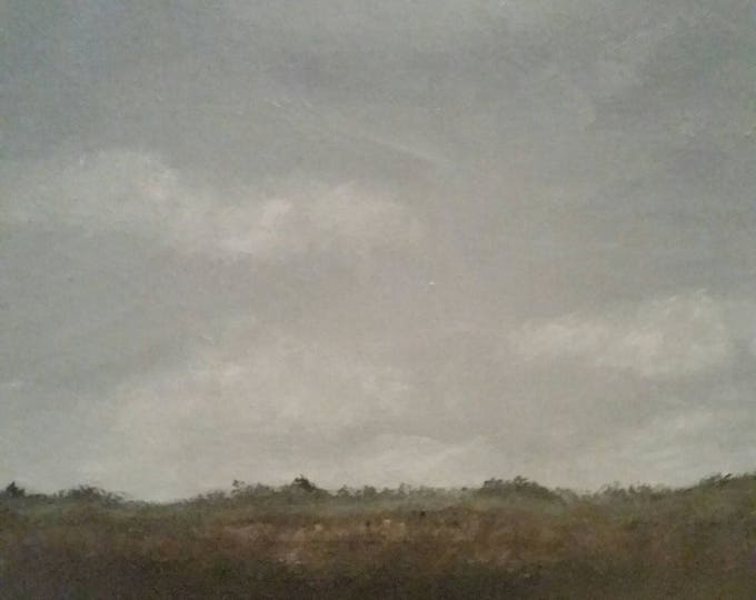 Raw - Oil Painting