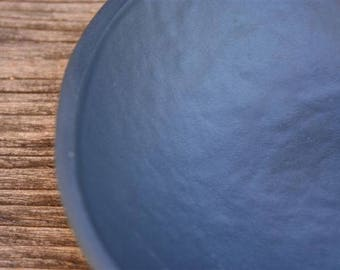 Blacknight porcelain plate