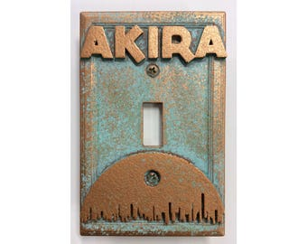 Akira - Light Switch Cover