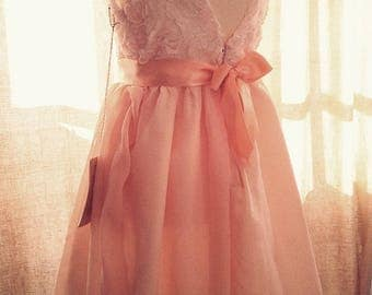 * Phoebe * / romantic ceremony for bridesmaid dress