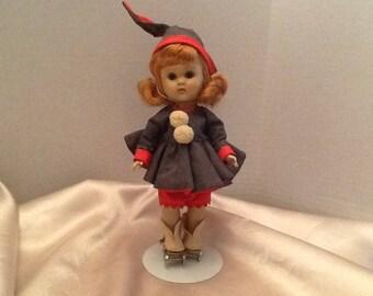 Ginny Doll Skater.