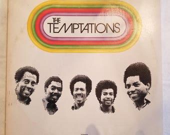 The Temptations Anthology LP 3 record set