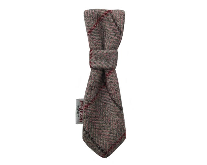 Harris Tweed 'Bentley' Dog Tie To Fit Any Collar