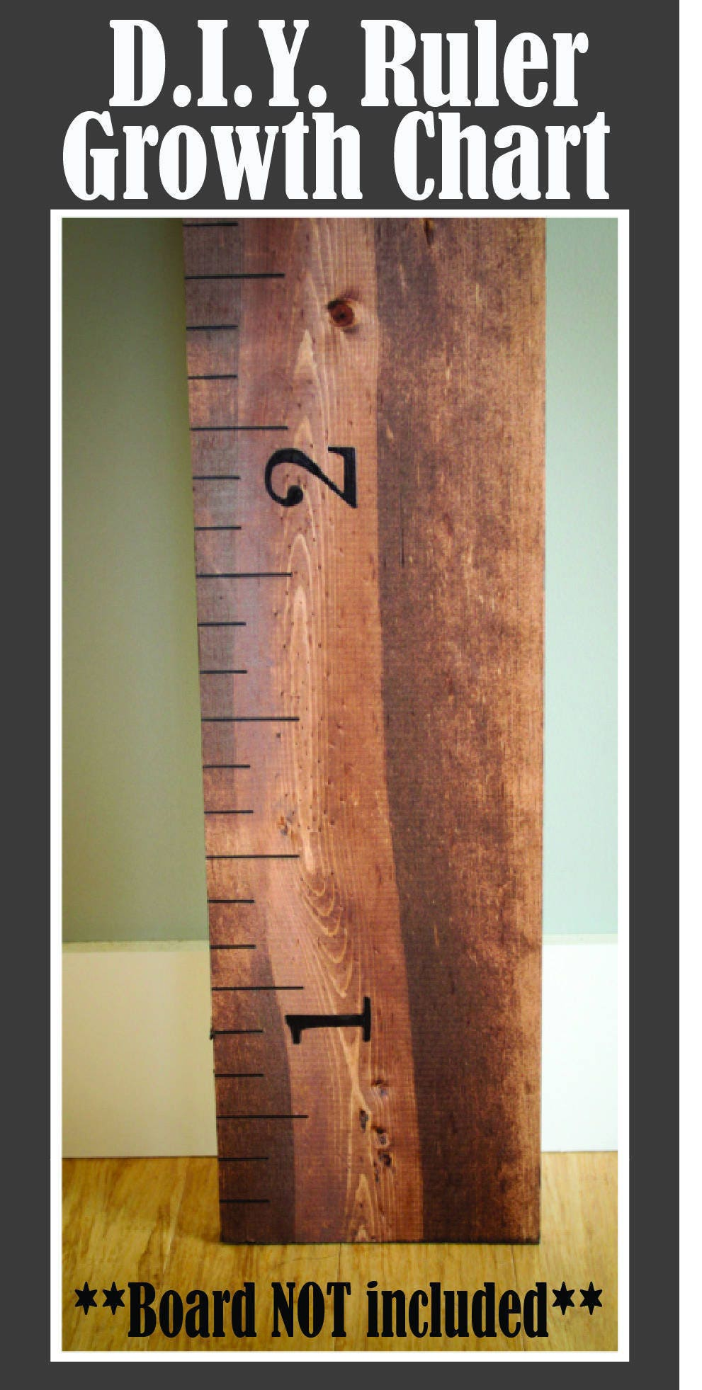 Diy growth chart ruler board not included ruler growth chart gallery photo gallery photo gallery photo gallery photo nvjuhfo Gallery