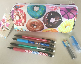Donut Pencil Pouch Bundle