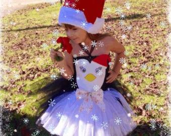 Pretty Penguin Tutu Dress