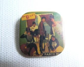Vintage 80s - The B-52's - Party Mix Album (1981) - Pin / Button / Badge