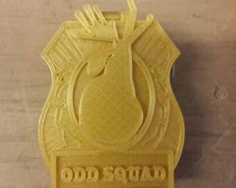 Odd Squad flip phone badge v4.0