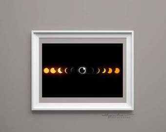 2017 Eclipse Progression