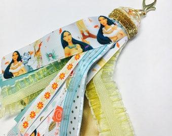 Pocahontas Tassel/Keychain