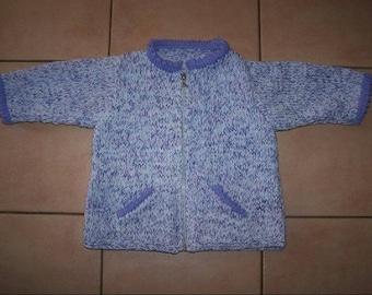 Jacket in cotton 18 months
