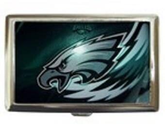 Philadelphia Eagles (2) -- Cigarette Case