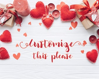 Customized Valentines, Personalized Valentines, kids Valentine cards, Valentines