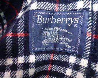 coats long burberrys'