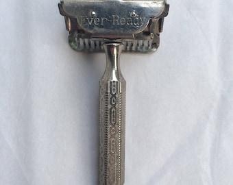 Ever-Ready Vintage Shaving Razor, pat 1912 Ever Ready