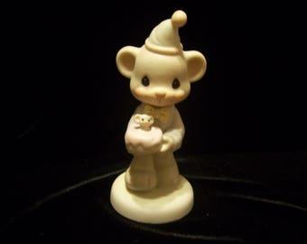"Precious Moments ""Wishing You A Happy Bear Hug"" Figurine"