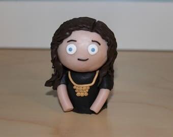 Lorde Figurine