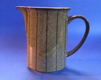 Vintage Mid Century Denby Pottery Pitcher Pot Jug
