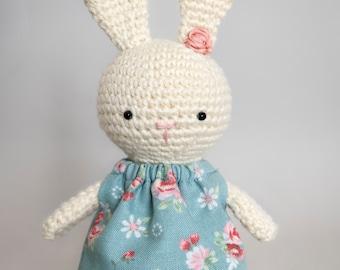 Little amigurumi Bunny